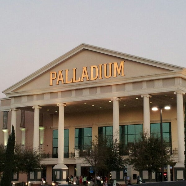 Santikos Palladium Imax Movie Theater In San Antonio