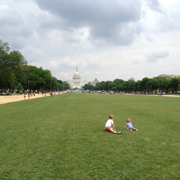 Foto scattata a National Mall da AdvoCatElle (. il 5/11/2013
