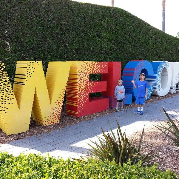 Foto tirada no(a) Legoland California por Kent L. em 6/15/2013