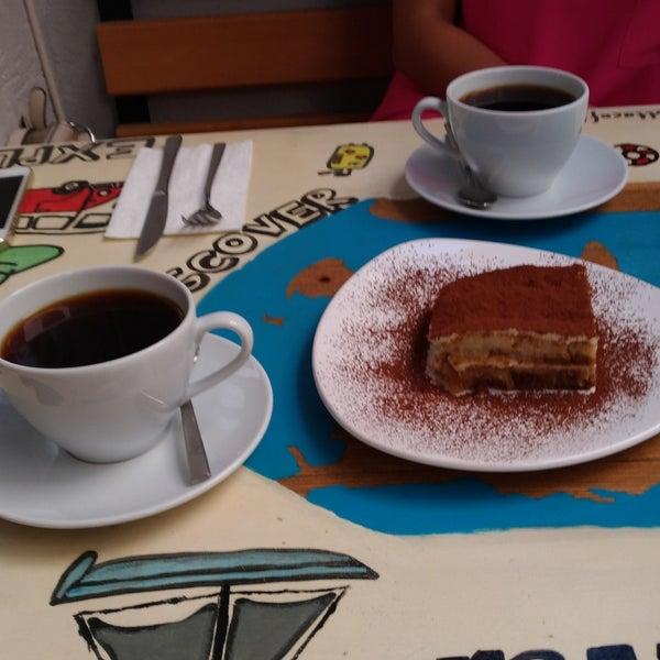 Foto tirada no(a) Cotta Coffee por gök_c .. em 7/9/2017