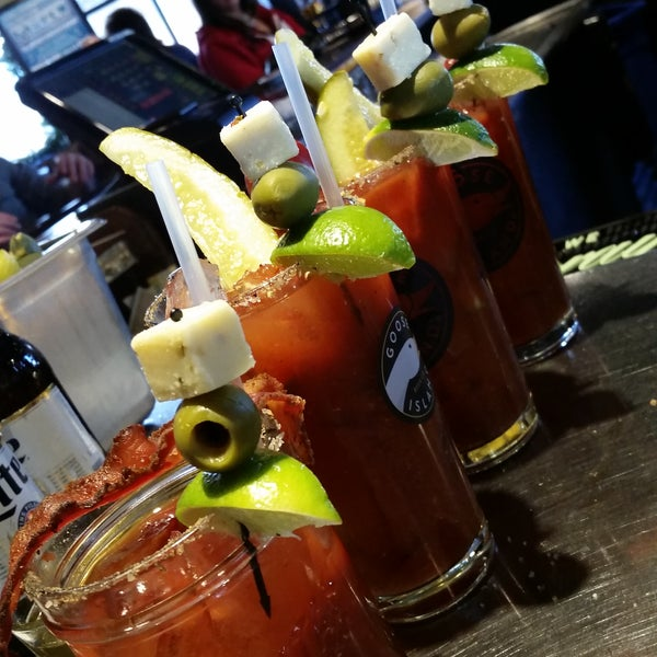 Best Bloody Mary's in Town