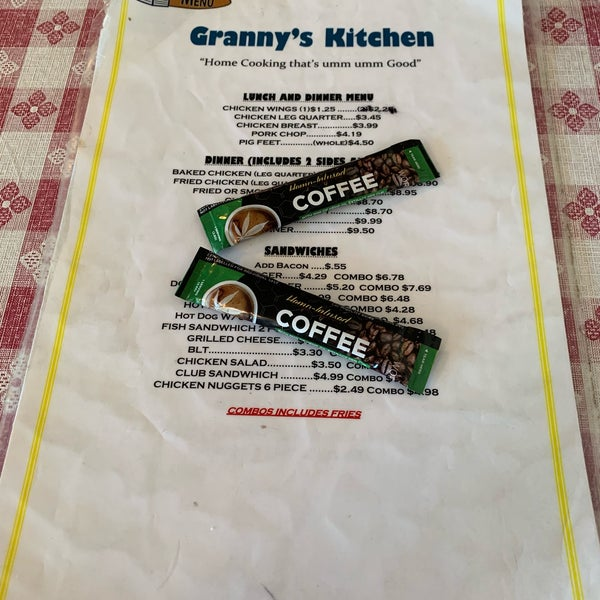 Photos At Granny S Kitchen Southern Soul Food Restaurant