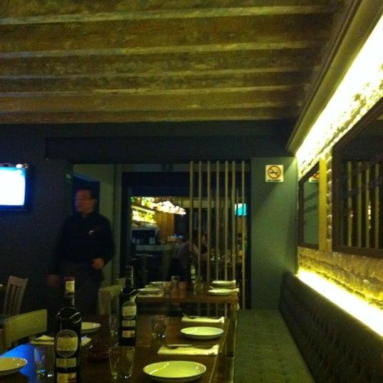 Das Foto wurde bei Macelleria von Bernardo V. am 12/15/2012 aufgenommen
