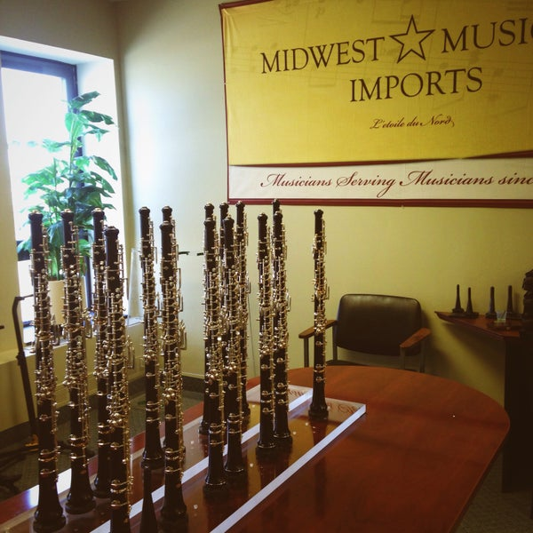 Photos at Midwest Musical Imports - Mid-City Industrial