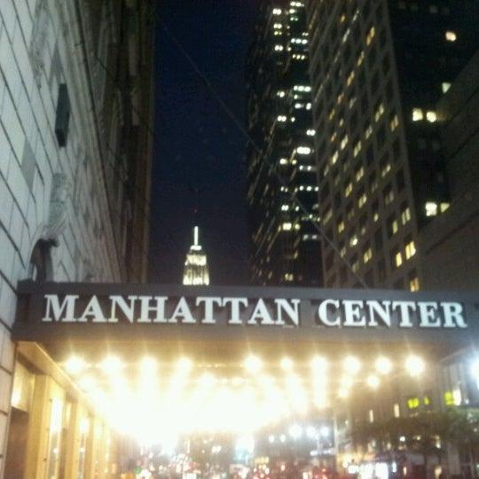 10/23/2012にRaul R.がHammerstein Ballroomで撮った写真