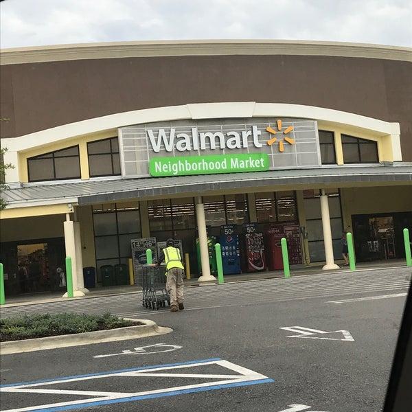 Photo Taken At Walmart Neighborhood Market By Tara D On 7 22 2018
