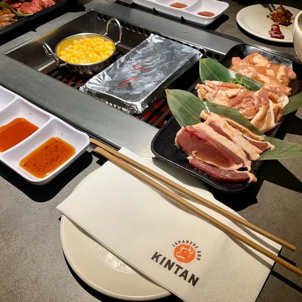 Photo prise au Kintan Japanese BBQ par Max G. le2/19/2020