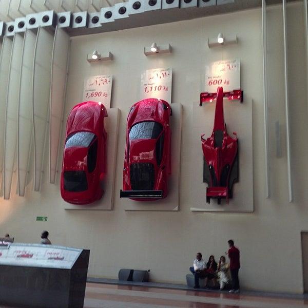 Foto diambil di Ferrari World Abu Dhabi oleh Иван П. pada 1/5/2013