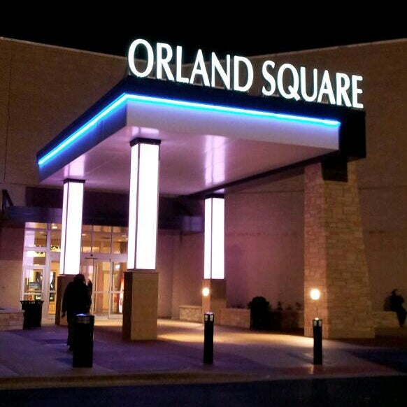 P O Taken At Orland Square By Sarah V On