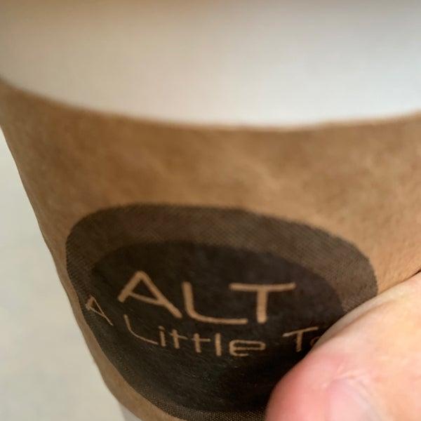 Foto scattata a ALT: A Little Taste da David S. il 11/14/2018