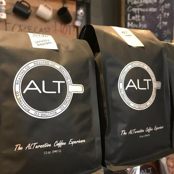 Das Foto wurde bei ALT: A Little Taste von David S. am 9/17/2018 aufgenommen