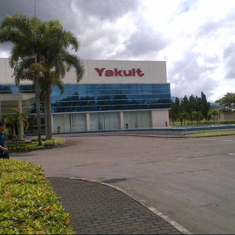 Pt Yakult Sukabumi Desa Pesawahan Cicurug