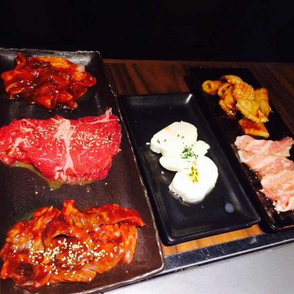 Photo prise au Kintan Japanese BBQ par Jaz H. le9/18/2015