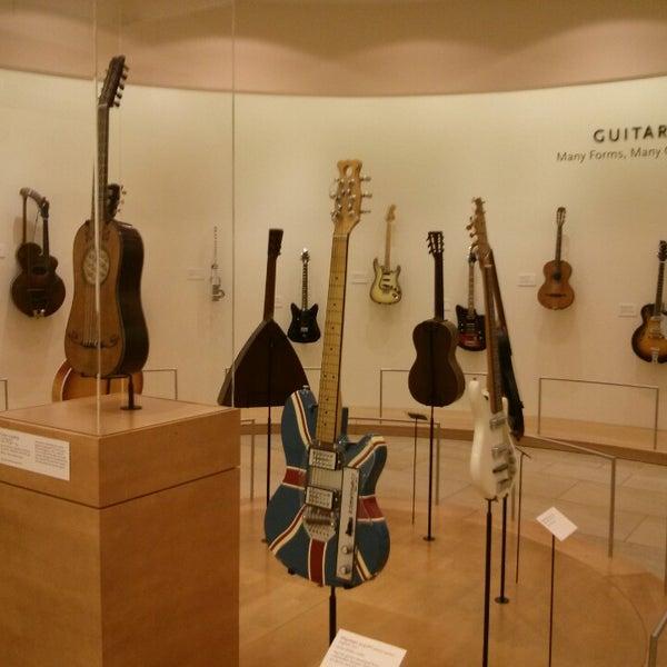 Photo prise au Musical Instrument Museum par Geoff B. le5/13/2013