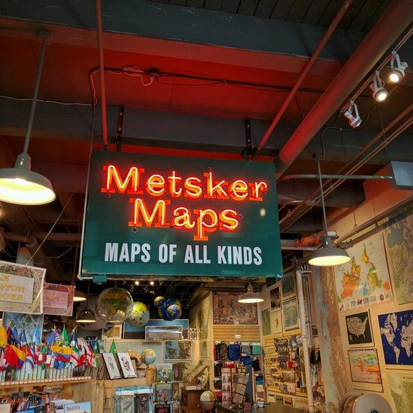 Photo prise au Metsker Maps par Andrew F. le8/15/2016