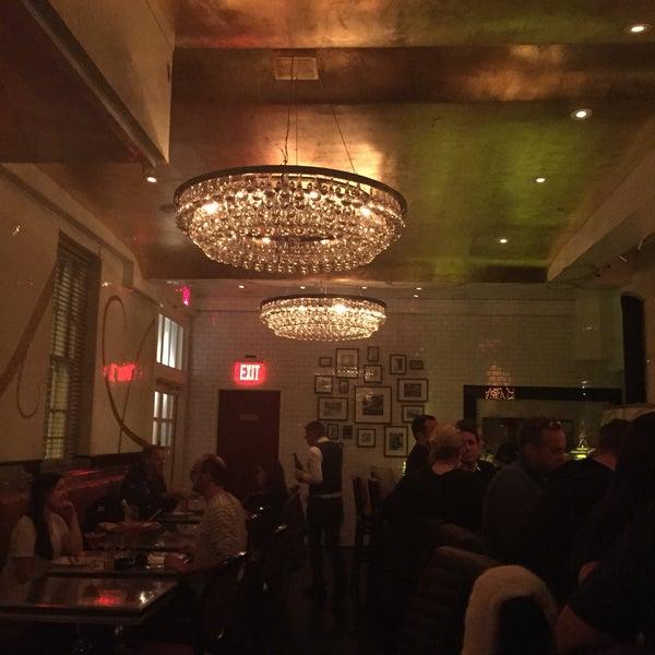 Foto tirada no(a) Bar Cyrk NYC por Sarah S. em 11/12/2016