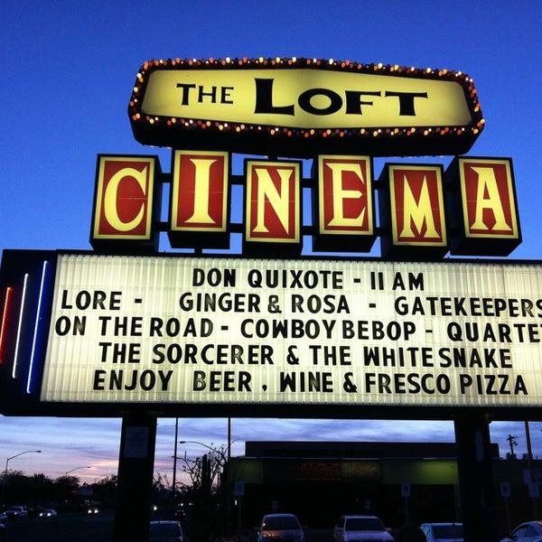 Facility Rentals | The Loft Cinema