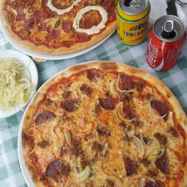 Pizza george på hörnet meny