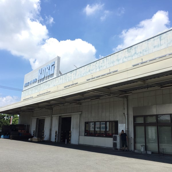 Photos at 株式会社 KORG (コルグ) ・ コルテック 花園工場 - 2 tips