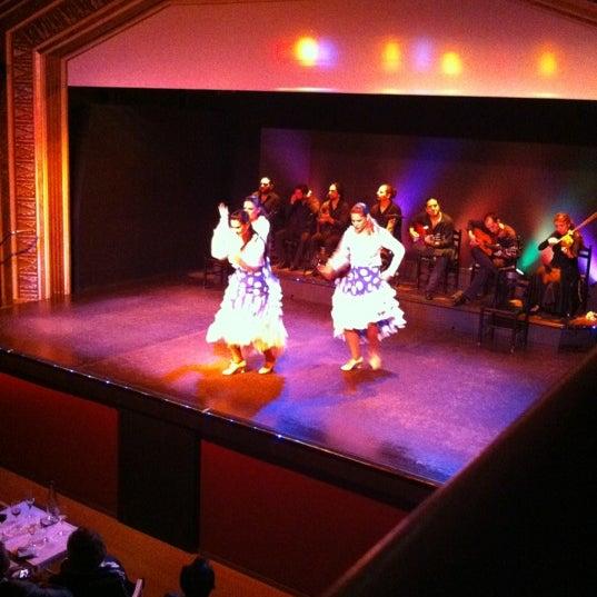 Снимок сделан в Palacio del Flamenco пользователем Taylan C. 10/26/2012