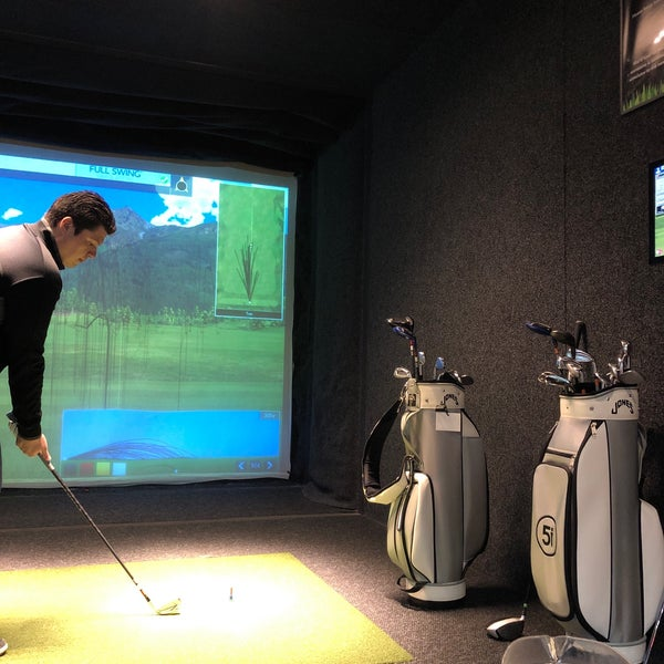 5 iron golf flatiron