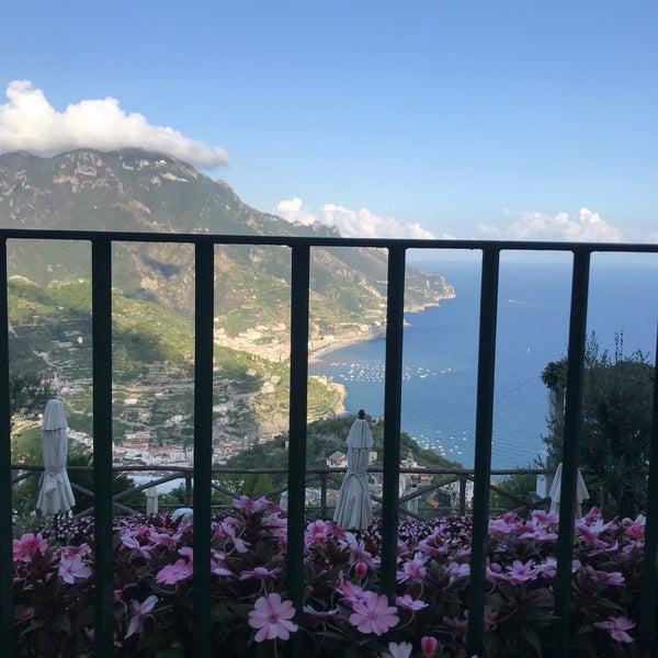 Foto diambil di Hotel Palazzo Avino oleh Alexandra N. pada 9/2/2018