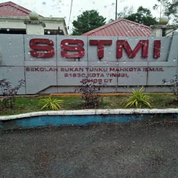Sekolah Sukan Tunku Mahkota Ismail 1 Tip