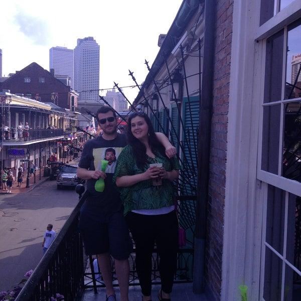 Foto tomada en Bourbon Heat por Brooke B. el 4/27/2013