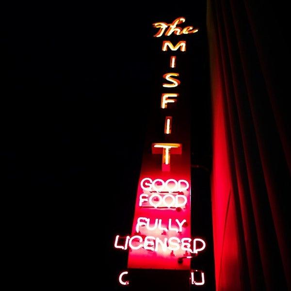 10/21/2012에 Eddie님이 The Misfit Restaurant + Bar에서 찍은 사진