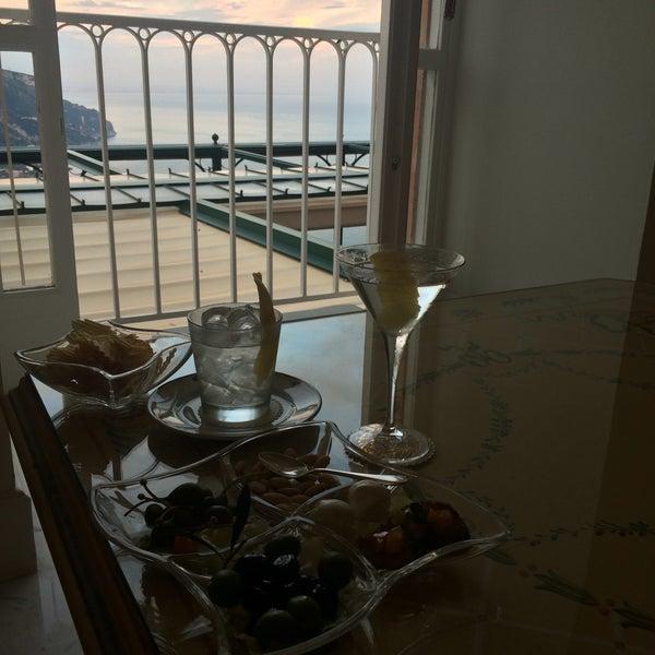 Foto diambil di Hotel Palazzo Avino oleh Caroline S. pada 9/11/2016