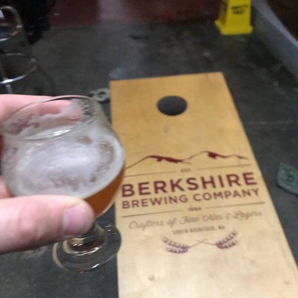 Photo prise au Berkshire Brewing Company par Steven S. le12/29/2019