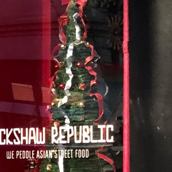 Foto tomada en Rickshaw Republic por JC D. el 1/4/2019