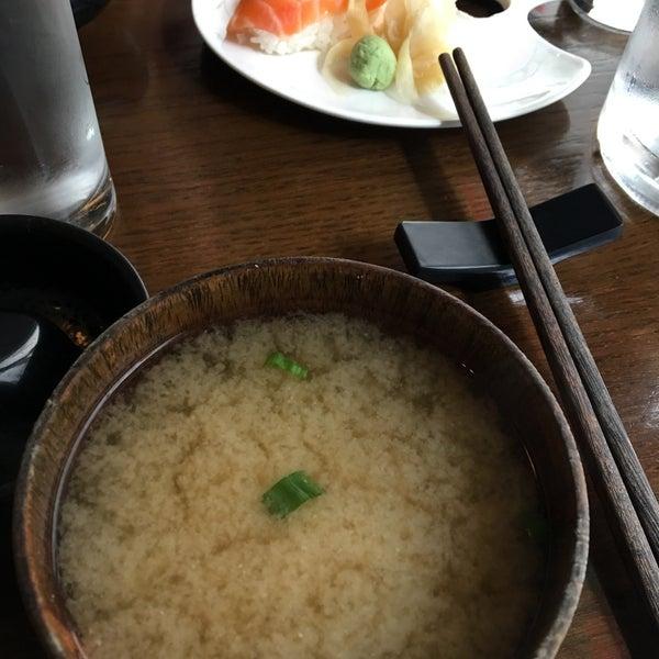 9/13/2018 tarihinde Melissa K.ziyaretçi tarafından Banyi Japanese Dining'de çekilen fotoğraf