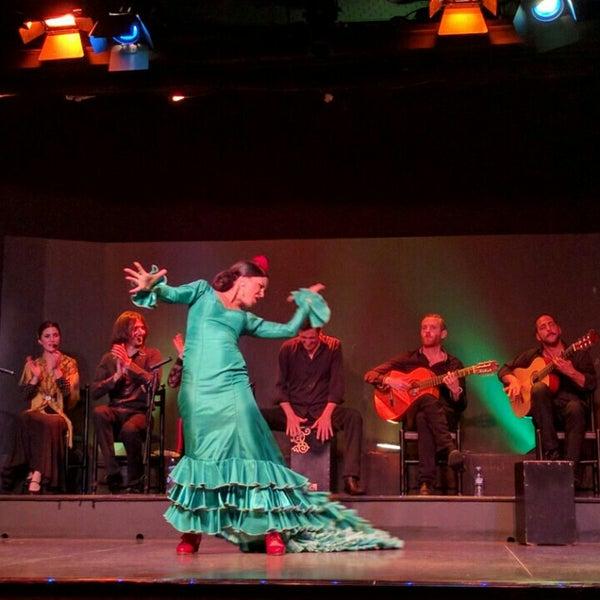 Снимок сделан в Palacio del Flamenco пользователем tobe 6/9/2016