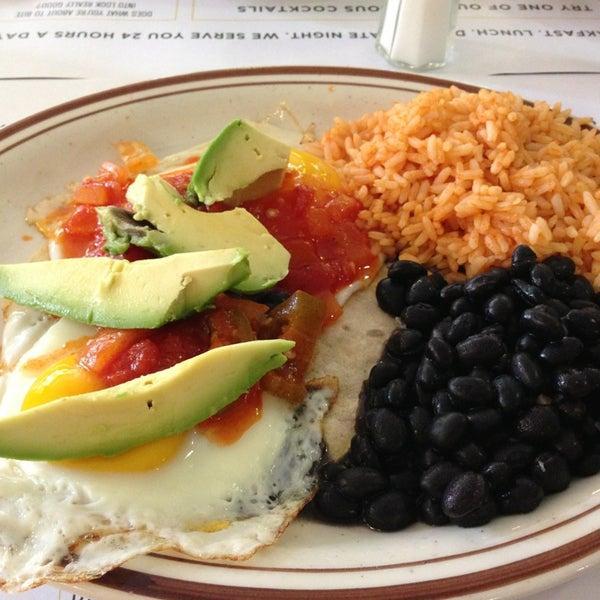 Photo taken at Midnight Express Diner by Manda H. on 6/18/2013