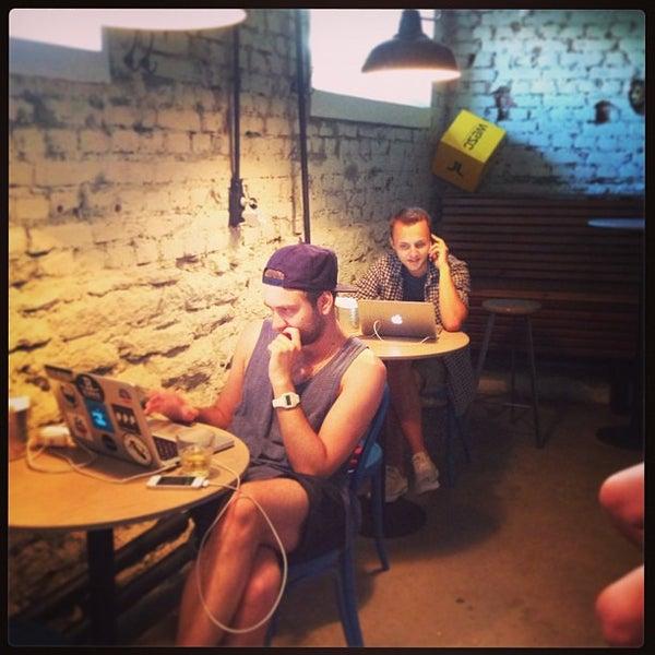Foto tomada en Чайки por Roman M. el 6/27/2013