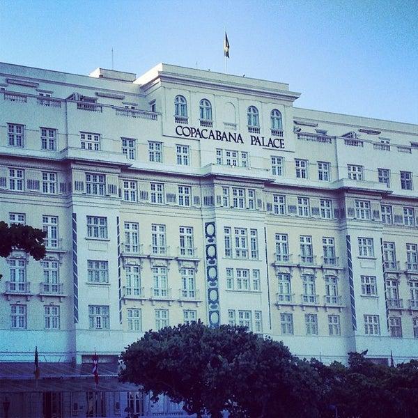 5/7/2013에 Luis R.님이 Belmond Copacabana Palace에서 찍은 사진