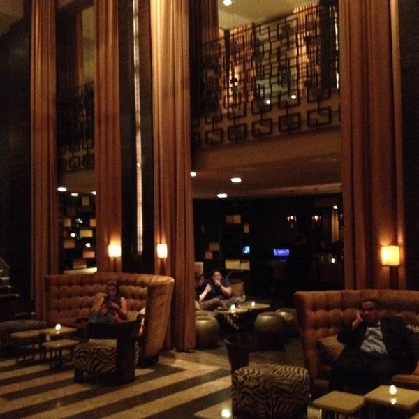 Снимок сделан в The Empire Hotel пользователем Alex A. 10/12/2013