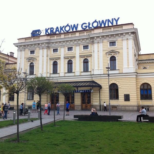 Galeria Krakowska: Kraków Główny