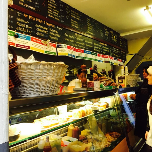 Cool Places In London For Lunch: Sandwich Place In London
