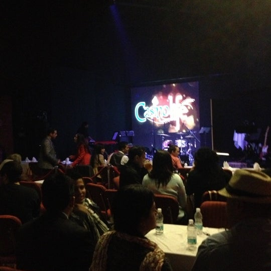 Photo prise au Casino Life par Pablo S. le12/14/2012
