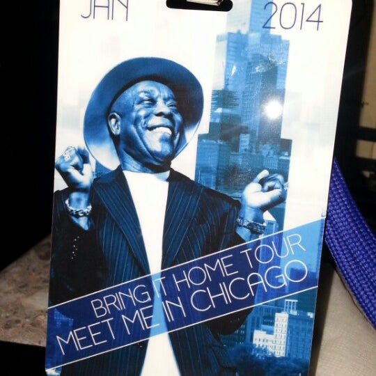 Foto tirada no(a) Buddy Guy's Legends por Sabrina V. em 1/3/2014