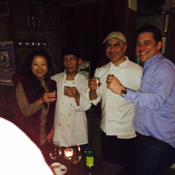 4/2/2015에 Sandy Z.님이 Casa Del Chef Bistro에서 찍은 사진