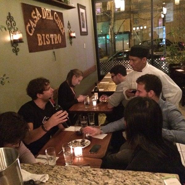 2/2/2015에 Sandy Z.님이 Casa Del Chef Bistro에서 찍은 사진
