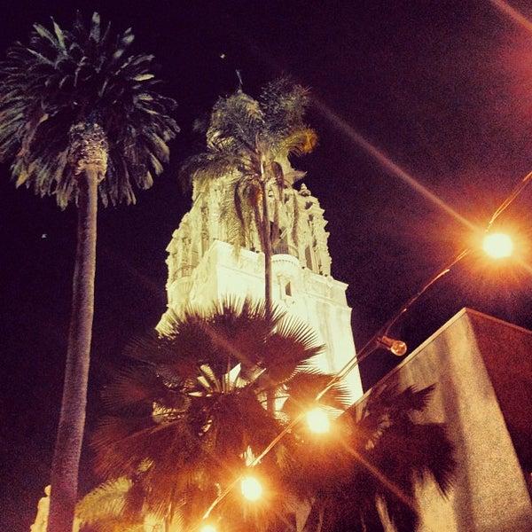 Photo prise au San Diego Museum of Man par Tom B. le10/7/2013