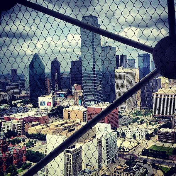 5/27/2013にCecil D.がReunion Towerで撮った写真