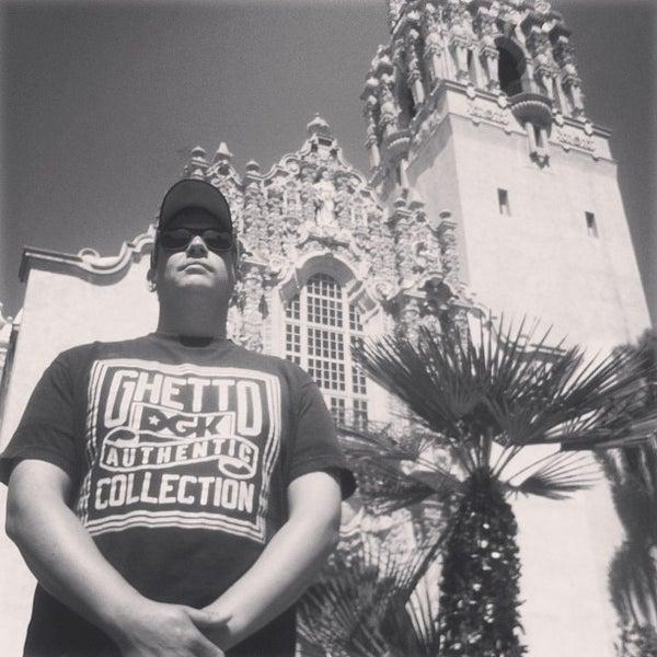 Photo prise au San Diego Museum of Man par Cecil D. le3/25/2013