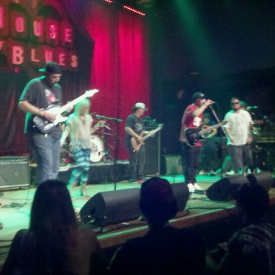 Foto tirada no(a) House of Blues San Diego por Jasen R. em 7/14/2013