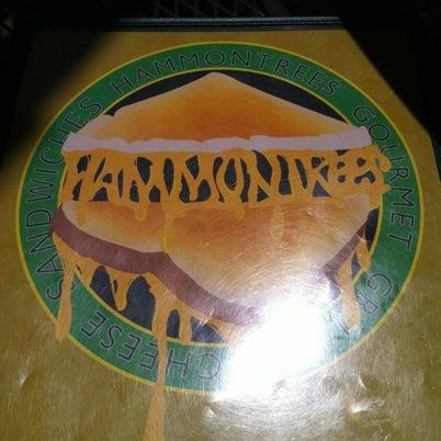Foto tirada no(a) Hammontree's Grilled Cheese por Tomaso F. em 7/3/2013