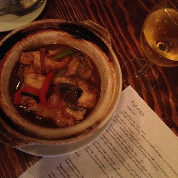 Das Foto wurde bei Falansai Vietnamese Kitchen von Katja S. am 6/6/2013 aufgenommen